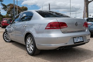 2012 Volkswagen Passat Type 3C MY13 125TDI DSG Highline Silver 6 Speed Sports Automatic Dual Clutch