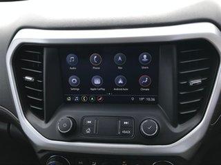 2019 Holden Acadia AC MY19 LTZ 2WD White 9 Speed Sports Automatic Wagon.