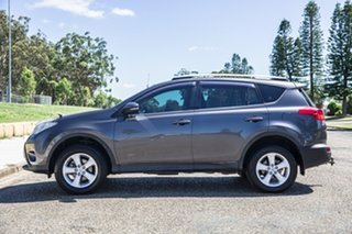 2013 Toyota RAV4 ZSA42R GX 2WD Grey 7 Speed Constant Variable Wagon
