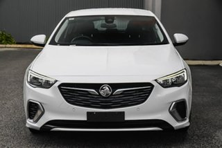 2019 Holden Commodore ZB MY20 RS Liftback AWD White 9 Speed Sports Automatic Liftback
