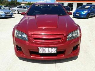 2007 Holden Calais VE Wilkinshaw Red Sedan.