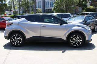 2017 Toyota C-HR NGX10R Koba (2WD) Shadow Platinum & Black Roof Continuous Variable Wagon