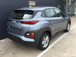 2019 Hyundai Kona OS.2 MY19 Active 2WD Grey 6 Speed Sports Automatic Wagon