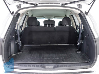 2015 Nissan Pathfinder R52 MY15 ST (4x2) Silver Continuous Variable Wagon