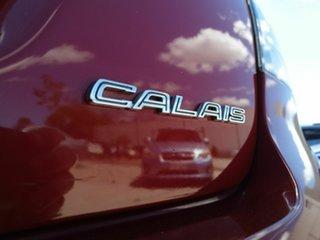 2007 Holden Calais VE Wilkinshaw Red Sedan
