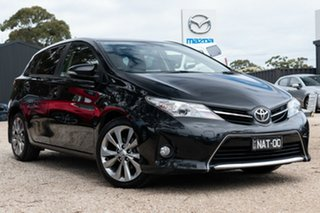 2014 Toyota Corolla ZRE182R Levin S-CVT SX Black 7 Speed Constant Variable Hatchback