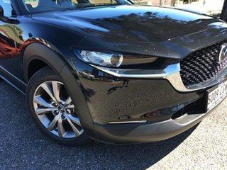 2020 Mazda CX-30 DM2WLA G25 SKYACTIV-Drive Touring Jet Black 6 Speed Sports Automatic Wagon.