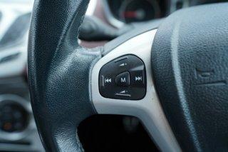2010 Ford Fiesta WS Zetec White 5 Speed Manual Hatchback