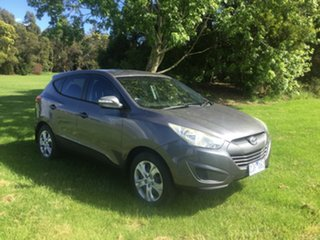 2011 Hyundai ix35 LM MY11 Active Grey 6 Speed Sports Automatic Wagon.