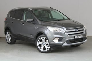 2017 Ford Escape ZG Titanium Grey 6 Speed Sports Automatic SUV.