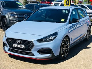 2018 Hyundai i30 PDe MY18 N Performance Blue 6 Speed Manual Hatchback.