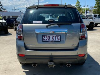 2011 Holden Captiva CG Series II 7 AWD CX Grey 6 Speed Sports Automatic Wagon