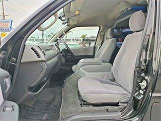2008 Toyota HiAce KDH211K Super GL Black Automatic Van