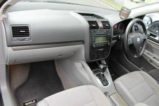 2004 Volkswagen Golf V Trendline Tiptronic Black 6 Speed Sports Automatic Hatchback