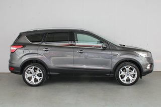 2017 Ford Escape ZG Titanium Grey 6 Speed Sports Automatic SUV