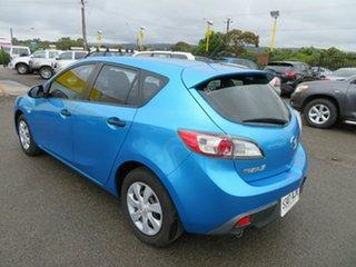 2010 Mazda 3 BL 10 Upgrade Neo Blue 5 Speed Automatic Hatchback