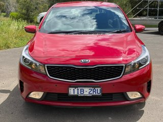 2018 Kia Cerato BD S Red Sports Automatic Hatchback.