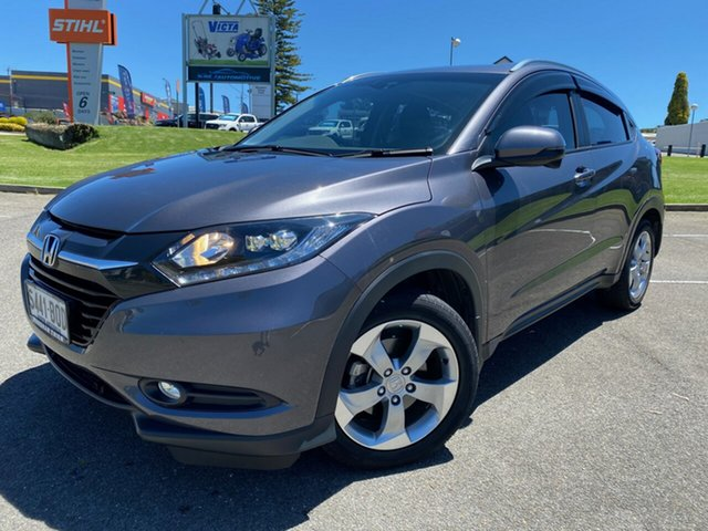 Used Honda HR-V MY16 VTi-S Totness, 2017 Honda HR-V MY16 VTi-S Grey 1 Speed Constant Variable Hatchback