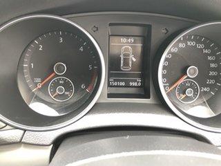 2011 Volkswagen Golf VI MY11 BlueMOTION Grey 5 Speed Manual Hatchback