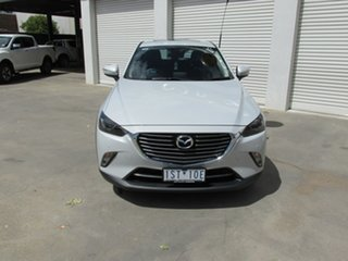2018 Mazda CX-3 DK4WSA Akari SKYACTIV-Drive i-ACTIV AWD Ceramic 6 Speed Sports Automatic Wagon.