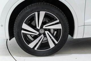 2019 Volkswagen Touareg CR MY20 190TDI Tiptronic 4MOTION Premium White 8 Speed Sports Automatic