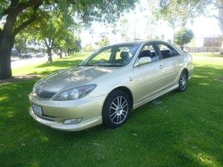 2002 Toyota Camry MCV36R Sportivo Gold 4 Speed Automatic Sedan