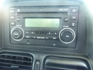 2013 Nissan Navara D22 DX White Manual Cab Chassis