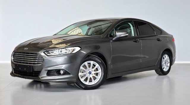Used Ford Mondeo MD Ambiente Thomastown, 2016 Ford Mondeo MD Ambiente Grey 6 Speed Sports Automatic Dual Clutch Hatchback