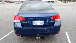 2011 Subaru Liberty B5 MY12 2.5i Sports Lineartronic AWD Premium Blue 6 Speed Constant Variable