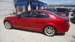 2011 Holden Calais VE II MY12 V Red 6 Speed Sports Automatic Sedan