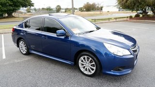 2011 Subaru Liberty B5 MY12 2.5i Sports Lineartronic AWD Premium Blue 6 Speed Constant Variable.