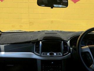 2014 Holden Captiva Maroon 4 Speed Auto Active Select Wagon