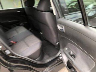 2012 Suzuki Swift FZ GL Black 4 Speed Automatic Hatchback