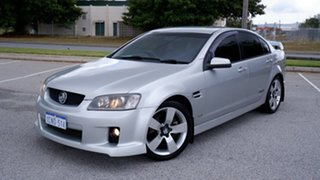 2007 Holden Commodore VE SS V 6 Speed Sports Automatic Sedan
