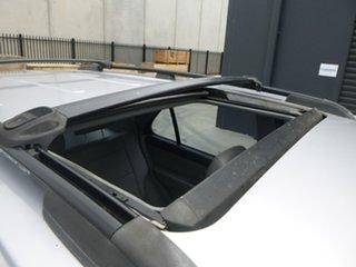2006 Kia Sorento BL EX Silver Sports Automatic Wagon
