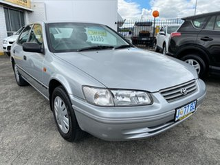 2002 Toyota Camry SXV20R CSi Silver 4 Speed Automatic Sedan.
