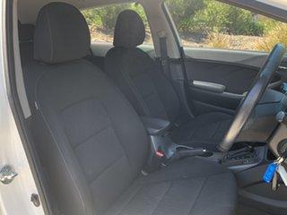 2014 Kia Cerato YD MY15 S Premium White 6 Speed Sports Automatic Hatchback