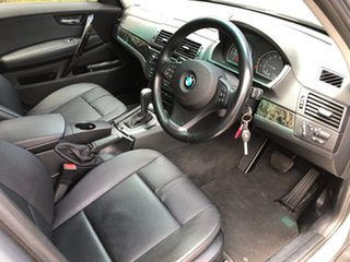 2008 BMW X3 E83 MY09 xDrive25i Steptronic Lifestyle Grey 6 Speed Automatic Wagon