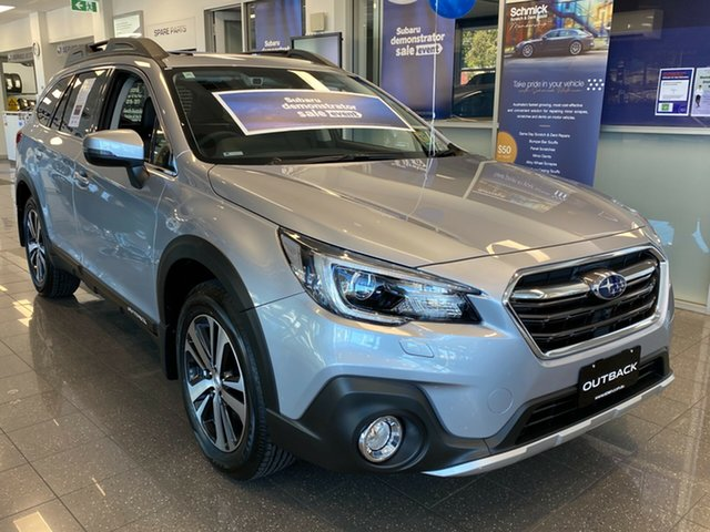 New Subaru Outback B6A MY20 2.5i CVT AWD Premium Glenelg, 2020 Subaru Outback B6A MY20 2.5i CVT AWD Premium Ice Silver 7 Speed Constant Variable Wagon