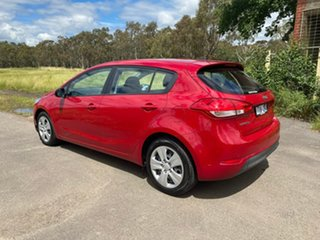 2018 Kia Cerato BD S Red Sports Automatic Hatchback