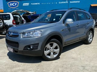 2011 Holden Captiva CG Series II 7 AWD CX Grey 6 Speed Sports Automatic Wagon.