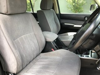 2005 Nissan Patrol GU IV MY05 ST Silver 5 Speed Manual Wagon