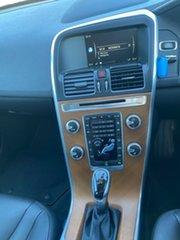 2015 Volvo XC60 DZ MY16 T5 Geartronic Luxury Black 8 Speed Sports Automatic Wagon