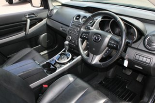 2010 Mazda CX-7 ER MY10 Luxury Sports (4x4) Black 6 Speed Auto Activematic Wagon