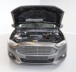 2016 Ford Mondeo MD Ambiente Grey 6 Speed Sports Automatic Dual Clutch Hatchback
