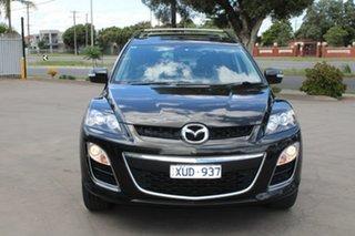 2010 Mazda CX-7 ER MY10 Luxury Sports (4x4) Black 6 Speed Auto Activematic Wagon.
