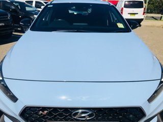 2018 Hyundai i30 PDe MY18 N Performance Blue 6 Speed Manual Hatchback