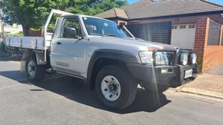 2011 Nissan Patrol GU 6 MY10 DX 5 Speed Manual Cab Chassis