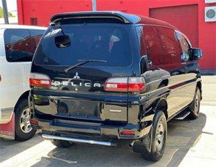 2006 Mitsubishi Delica PD6W Spacegear Chamonix Black Automatic Van Wagon