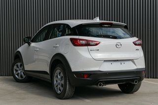 2020 Mazda CX-3 CX-3 E 6AUTO NEO SPORT PETROL FWD Snowflake White Pearl Wagon